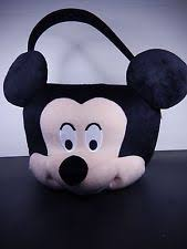 personalized mickey mouse easter basket mickey mouse basket ebay