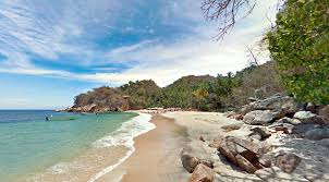 Google Maps Mexico by Puerto Vallarta Beaches Complete Guide And Maps