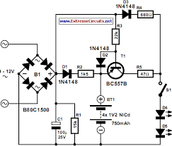 led lighting for consumer unit cupboard circuit diagram