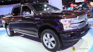 2018 ford f150 platinum exterior and interior walkaround 2017