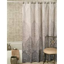 Chevron Bathroom Decor by Curtain Dark Brown Shower Curtain Sequin Shower Curtain