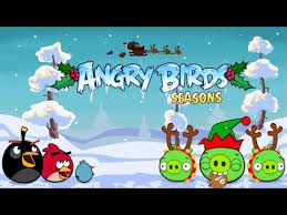 angry birds seasons christmas coloring pages angry birds xmas