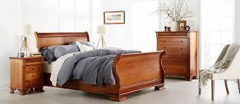 Bedroom Furniture Nunawading Monet Bed Frame Oak Bedroom Furniture Forty Winks
