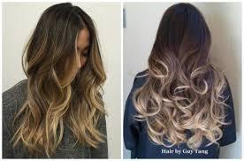 ambray hair lawendowy taras modowo ciemniejsze odcienie blondu of hair color