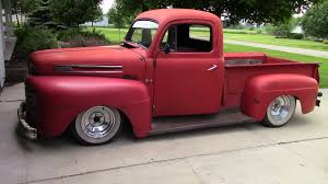 1949 ford f 1 rat rod truck youtube