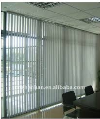 Plastic Window Curtains Curtain Accessory 89mm 100mm Plastic Vertical Blind Accessory