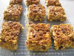Noodle Kugel Cottage Cheese by Rawfully Tempting Just Like Grammy Leas U0027 Raw Noodle Kugel