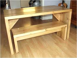 bench seat dining tables dining table bench seat wood metal dining