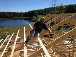 How To Build A Pole Barn Cheap How To Build Pole Barn With Living Quarters Youtube