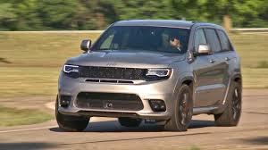 2017 jeep grand cherokee msrp 2017 jeep grand cherokee srt youtube