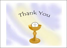 religious thank you cards holy communion thank you cards 2150cs ty hk