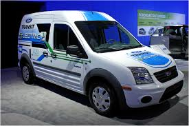 2011 Ford Transit Van 2011 Ford Transit Connect Taxi Ev Natural Gas And Propane Official
