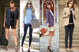 preppy clothing fashion designer with classic fashion style for women with