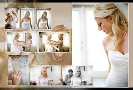 wedding photo albums wedding albums i like the way the pictures are laid out must do