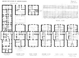 english georgian house plans uk house design plans