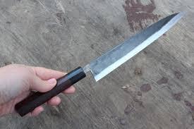 Japanese Kitchen Knives Japanese Kitchen Knives Uk Moritaka Yanagiba 210mm Aogami
