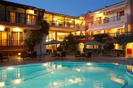 the greek hotel pelli hotel