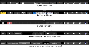touché see and use touch bar on any mac the mac observer
