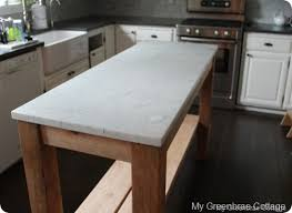 kitchen island work table diy narrow kitchen work table island kitchens