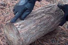 how to make a single log
