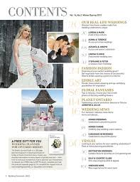 wedding magazines free by mail wedding magazine contents page search magazine