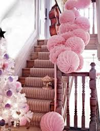 Pink Christmas Decoration Ideas  Christmas Celebration  All about