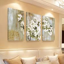l u0027apple blossom peinture murale peintures flower home decor canvas