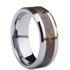Mens Hunting Wedding Rings by Buy Popular Wide Tungsten Gold Mens Camo Wedding Bands From