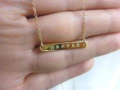 baby name necklace gold two lovers14k custom initials necklace by laladesignstudio on etsy