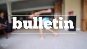 how do you spell bulletin youtube