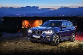 small crossover big price tag 2018 bmw x3 priced from 43 445