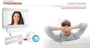 Interphone Video Blyss by Domotique Le Blog Avidsen