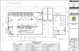 Loading Dock Floor Plan by Temporary Kitchen In New Orleans Sheriff U0027s Office After Katrina