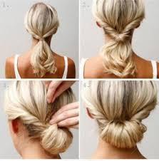 model sanggul rambut pendek tutorial model sanggul modern super mudah cantik