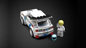 lego range rover lego peugeot 205 t16 rally car proposal is already a winner to us