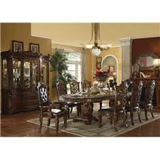 Acme Dining Room Set Acme Furniture Vendome Traditional Formal Dining Table Household