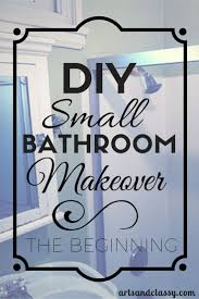 Small Bathroom Remodeling by Best 25 Diy Small Bathrooms Ideas On Pinterest Inspired Small