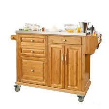 island trolley kitchen sobuy kitchen island trolley cabinet with stainless steel