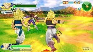 dragon ball tenkaichi tag team mod ultra v6 psp iso download