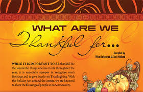 what are we thankful for hotspots magazine