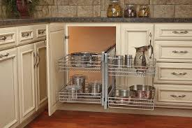 corner cabinet pull out shelf blind corner cabinet slides all the way out for easy access to