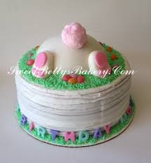 easter bunny birthday cake my daughters creations pinterest