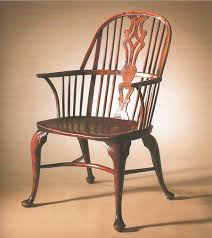 Windsor Armchairs The Windsor Chair A Potted History And A Country House