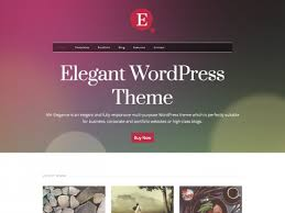 mh elegance elegant business wordpress theme