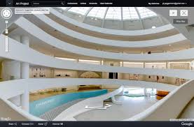 New York Google Map by Walk Inside Google Cultural Institute Puts New York U0027s Guggenheim