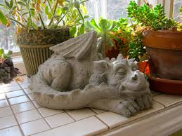 Medieval Dragon Home Decor by Dragon Statue Concrete Dragons Medieval Monster Large