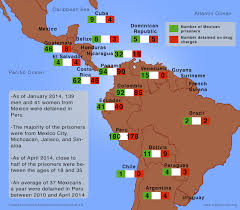Map Of Jalisco Mexico by The Brazilian Drug Trade In Maps Intro To Global Studies