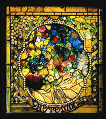 Louis Comfort Tiffany Stained Glass Louis Comfort Tiffany His Glass Pieces Are Stunning This Is One