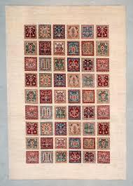 garden style rug 6 u002711 u201d x 10 u00270 u201d 211 x 305 cm u2013 material culture