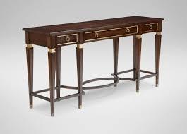 elmont console table ethan allen dining pinterest console